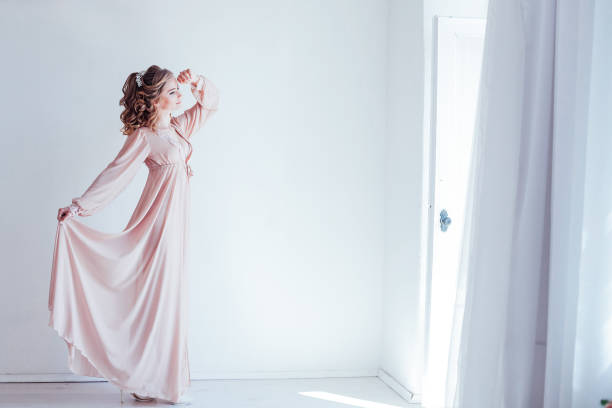 Girl in lingerie pajamas pink wedding bride picture id1221236265?b=1&k=6&m=1221236265&s=612x612&w=0&h=jnv5l 72qi10fg4sm1rpcfxg4revzaraeweqqumvhoo=