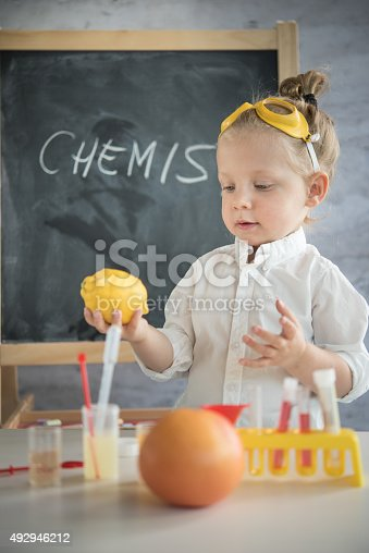 492992868 istock photo Girl in the laboratory of food quality tests 492946212