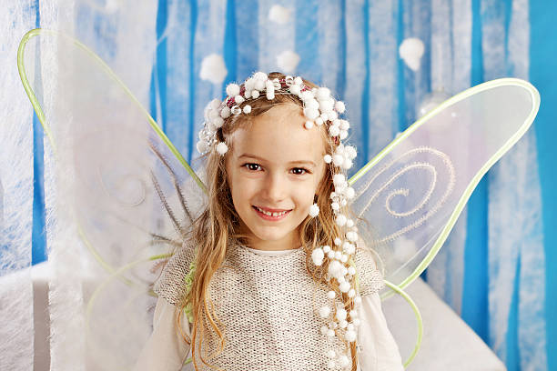 girl like fairy - tamara dragovic stock photos and pictures
