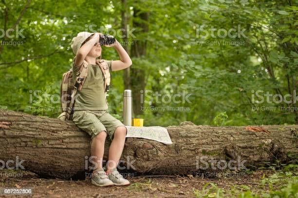 Girl looking at birds through binoculars camping in the woods picture id667252806?b=1&k=6&m=667252806&s=612x612&h=kcgcuff8wd7jz01kouyb7qlhgmnks9iv nd7ia7zvb0=