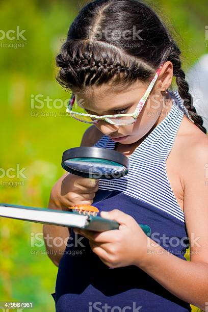 Girl looking through magnifying glass on beetle picture id479567961?b=1&k=6&m=479567961&s=612x612&h=rhbd4fxxgdvs9y2e03ss6pc5w7ggoekxn3bertnmeou=