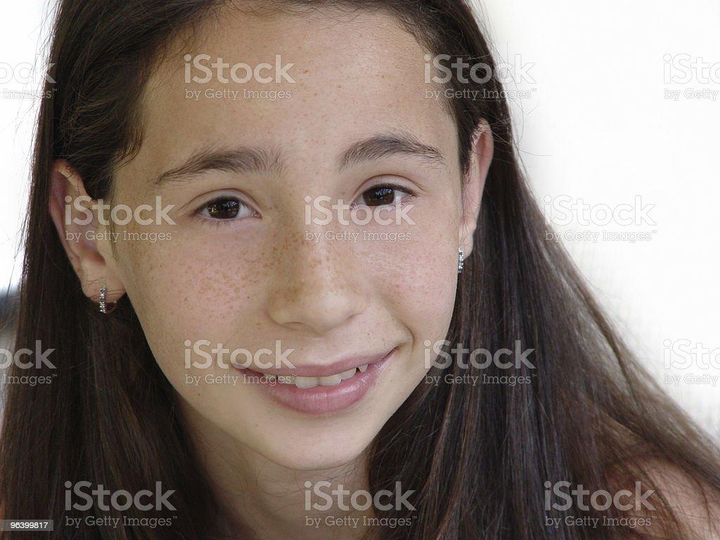 Girl next door (10) - Royalty-free Adolescence Stock Photo