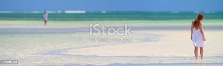 Girl On Vacation Stock Photo & More Pictures of Adult