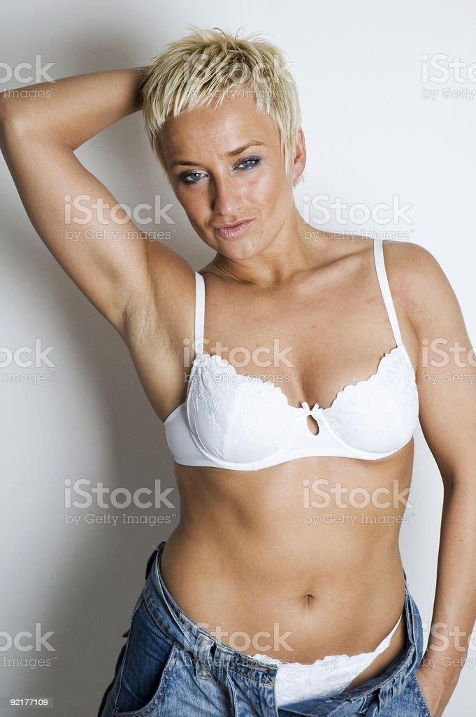 Houston modeling nude