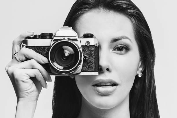 Girl photographer with photo camera picture id869364288?b=1&k=6&m=869364288&s=612x612&w=0&h=ugwul 533sjvmorky16j1nmv z87liudn1 hjepaif4=
