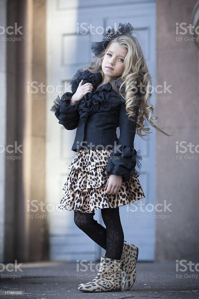 Girl stock photo