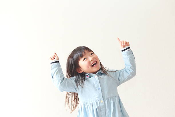 girl - preschool student stock photos and pictures