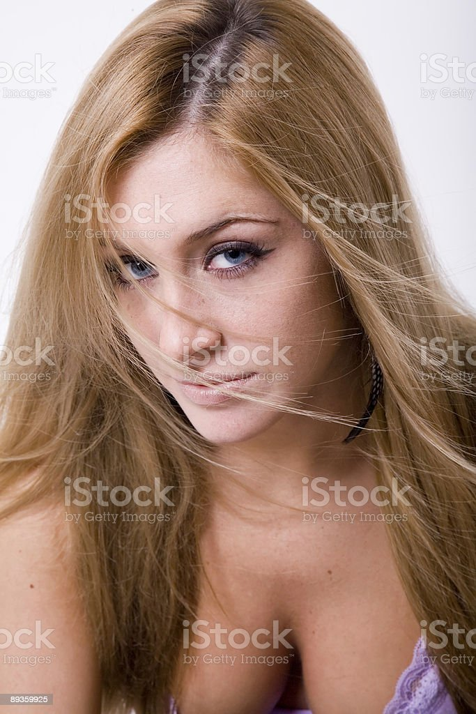Girl royaltyfri bildbanksbilder