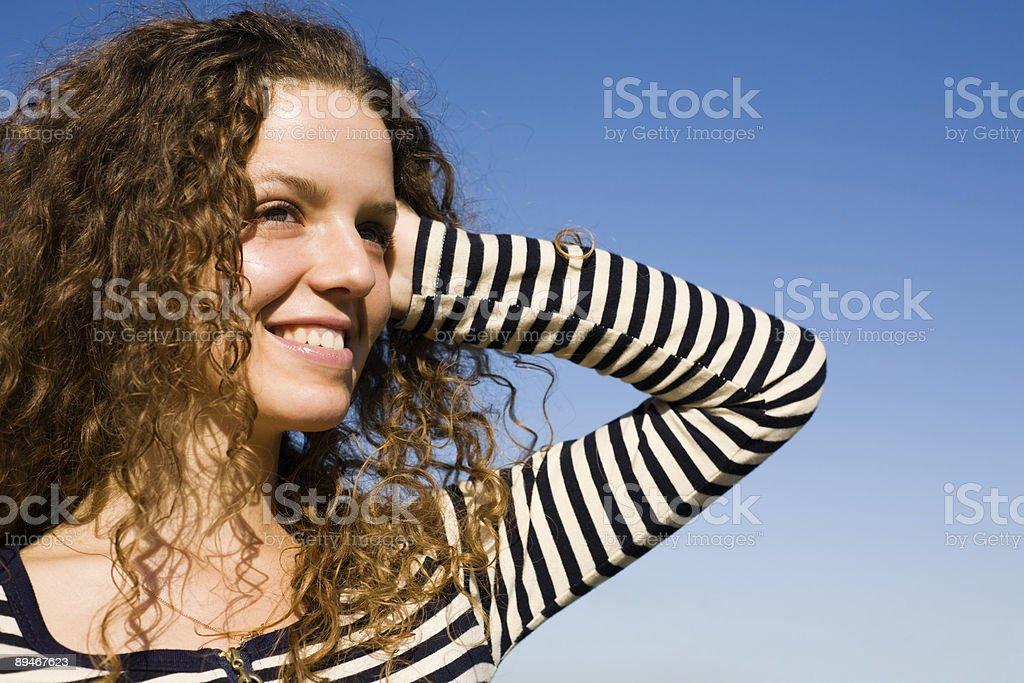 girl 免版稅 stock photo