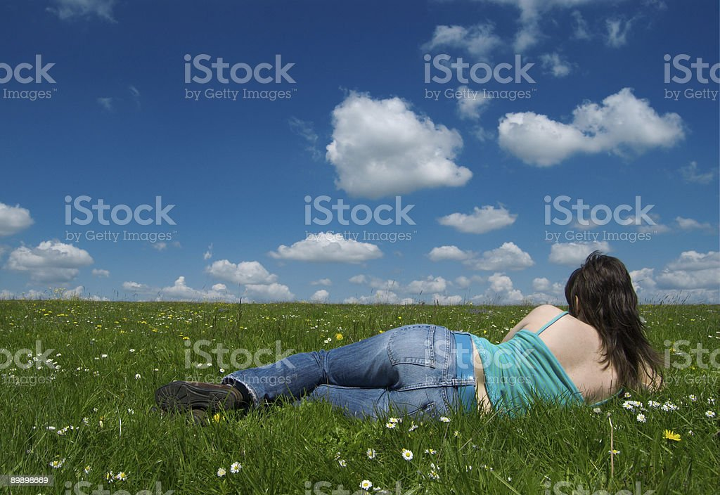 Девушка, Стоковые фото Стоковая фотография