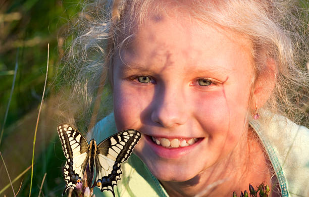 Girl portrait and butterfly picture id134339226?b=1&k=6&m=134339226&s=612x612&w=0&h=e8x2iy23kj06rj9yhktwrw2dpammo dgblivc8pxu2s=