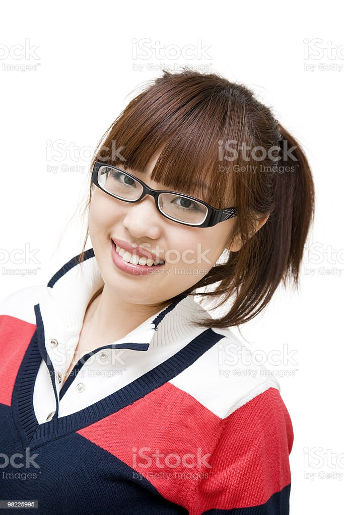 girl portrait royalty-free stock photo