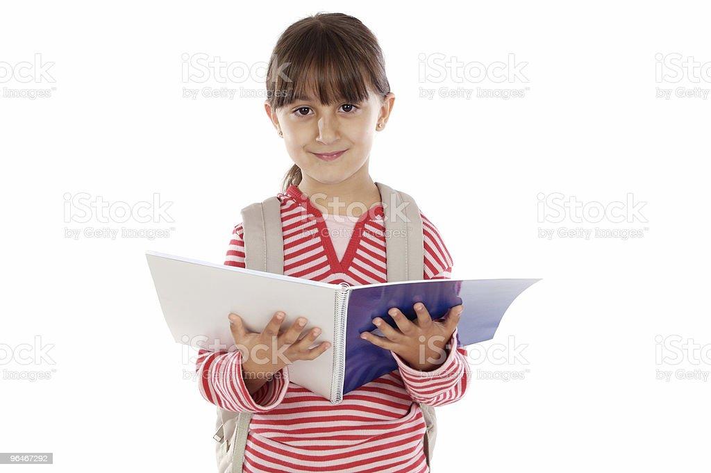 girl student royalty-free stock photo