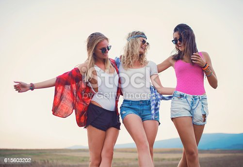 istock Girl Tribe 615603202