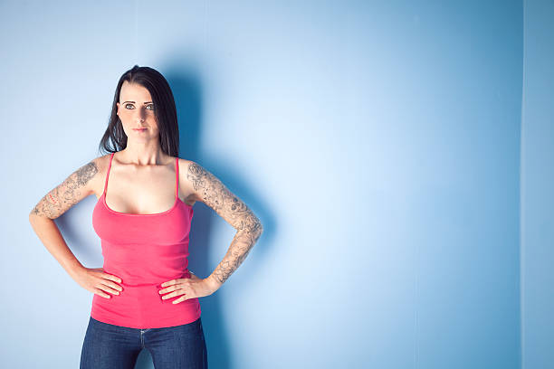 Best Busty T Shirt Stock Photos, Pictures  Royalty-Free Images - Istock-9832