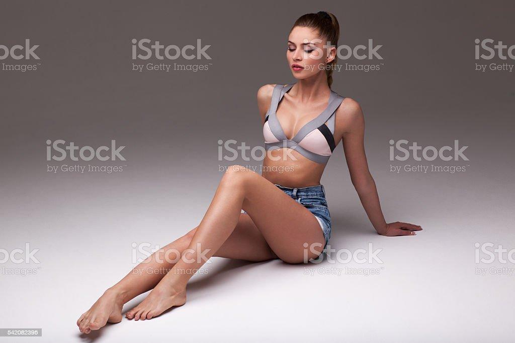 Between the legs sexy girls