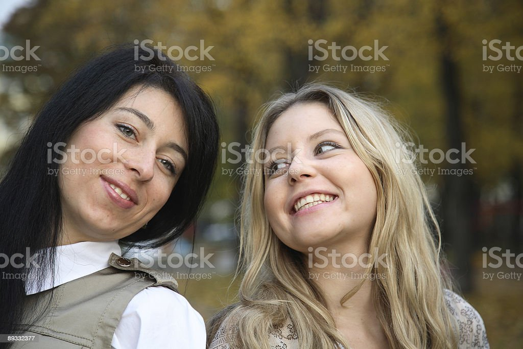 girlfriend royalty-free stock photo