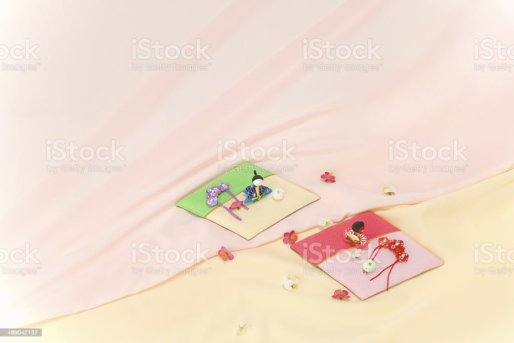 Girl's Festival image royalty-free stock photo