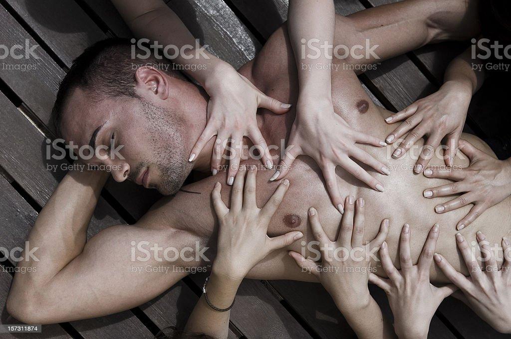 Ragazze sexy in nudo