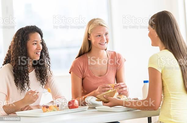 Girls having snacks in university canteen picture id185565543?b=1&k=6&m=185565543&s=612x612&h=uxiaocgufn4 1oesay61npzaz r0bjdl3g3d7dxwesi=