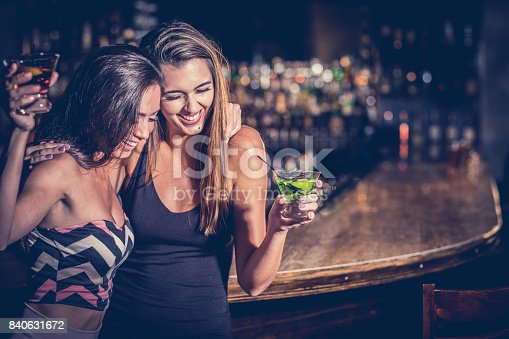 istock Girls night out 840631672