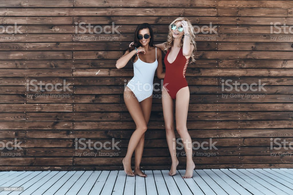 Girls only! royalty-free stock photo