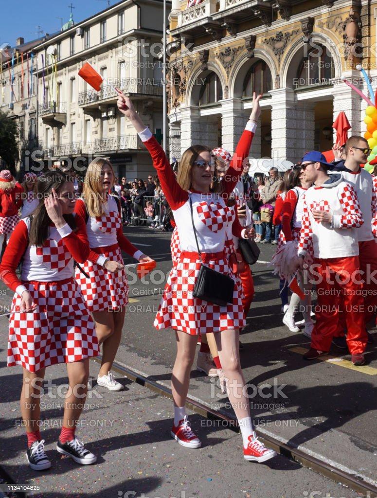 Girls croatia What Do