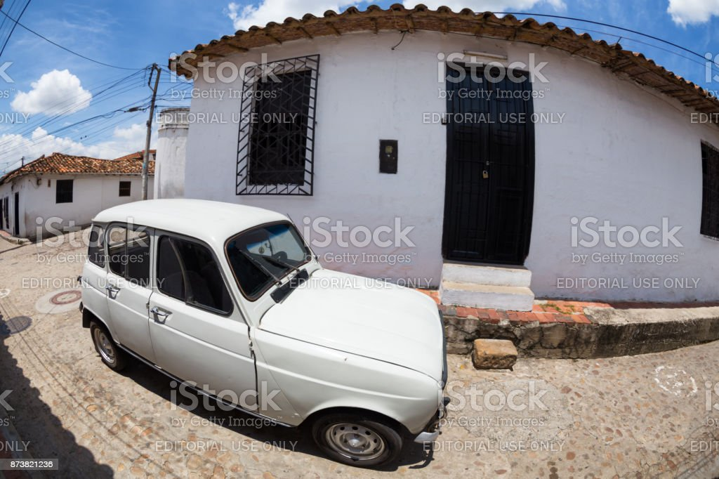 Giron Car stock photo