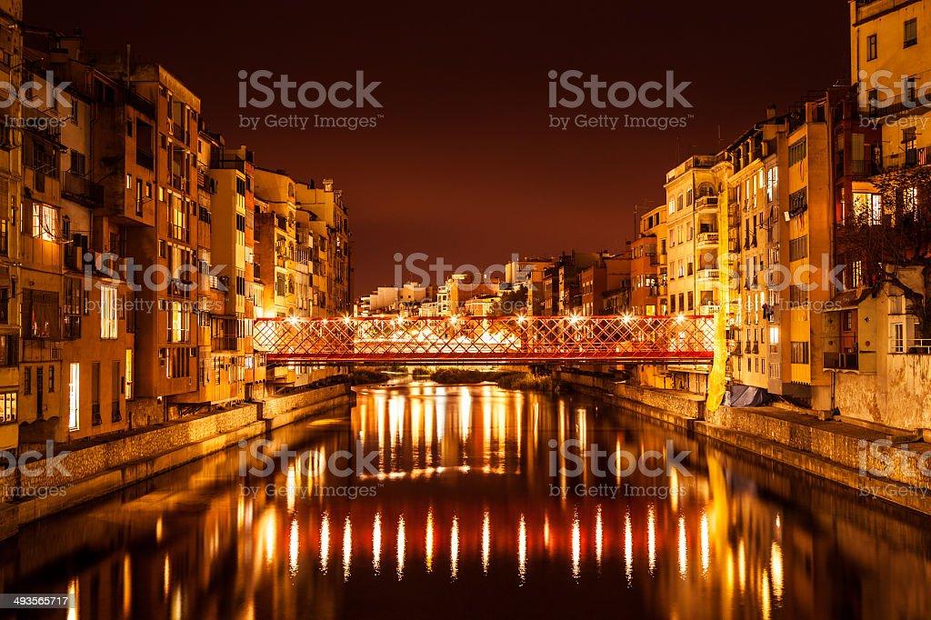 Girona stock photo