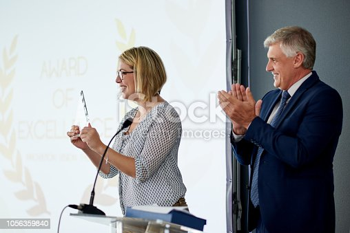 istock Give credit where credit's due 1056359840