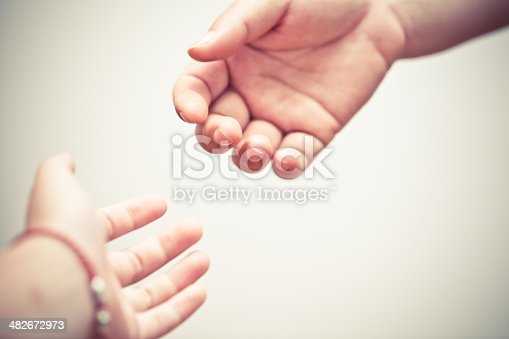 istock Give me your hand. 482672973