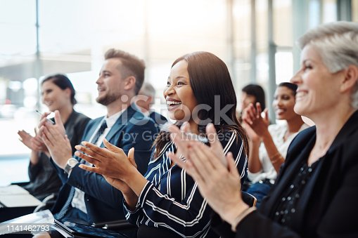 istock Give thanks for good news 1141462793