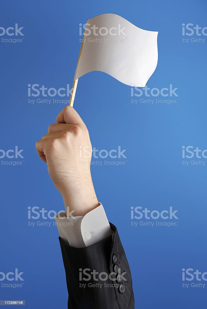 Give up. royalty-free stock photo