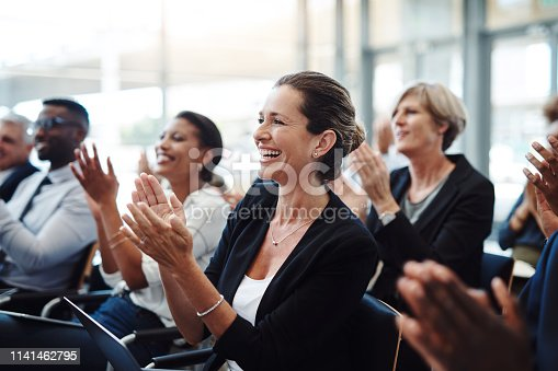 istock Give yourselves a round of applause 1141462795
