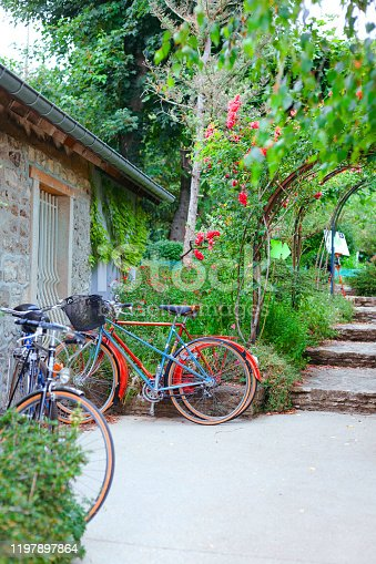 Giverny. France. The village where Claude Monet lived