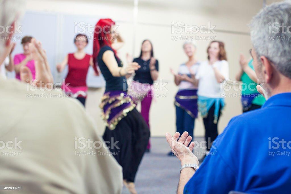 Eine Begleitung für Profi-Tänzer – Foto