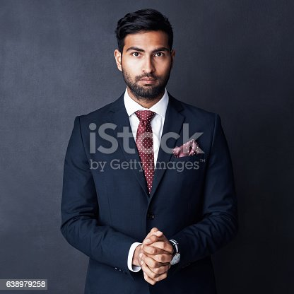 istock Giving business my undivided attention 638979258
