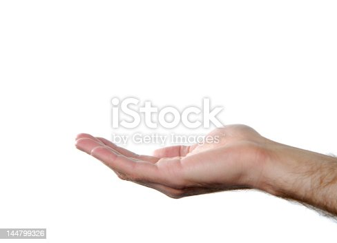 182925103 istock photo Giving hand on white background 144799326