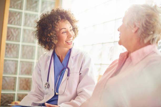 Geben ihren Patienten das alles klar – Foto