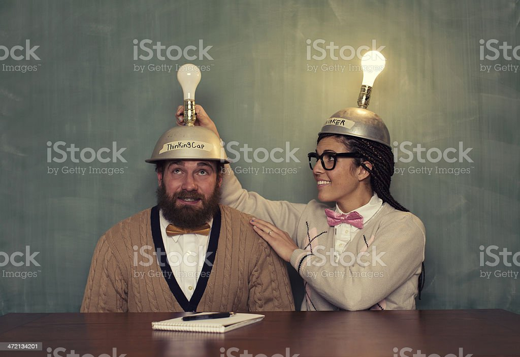 Giving Light stock photo