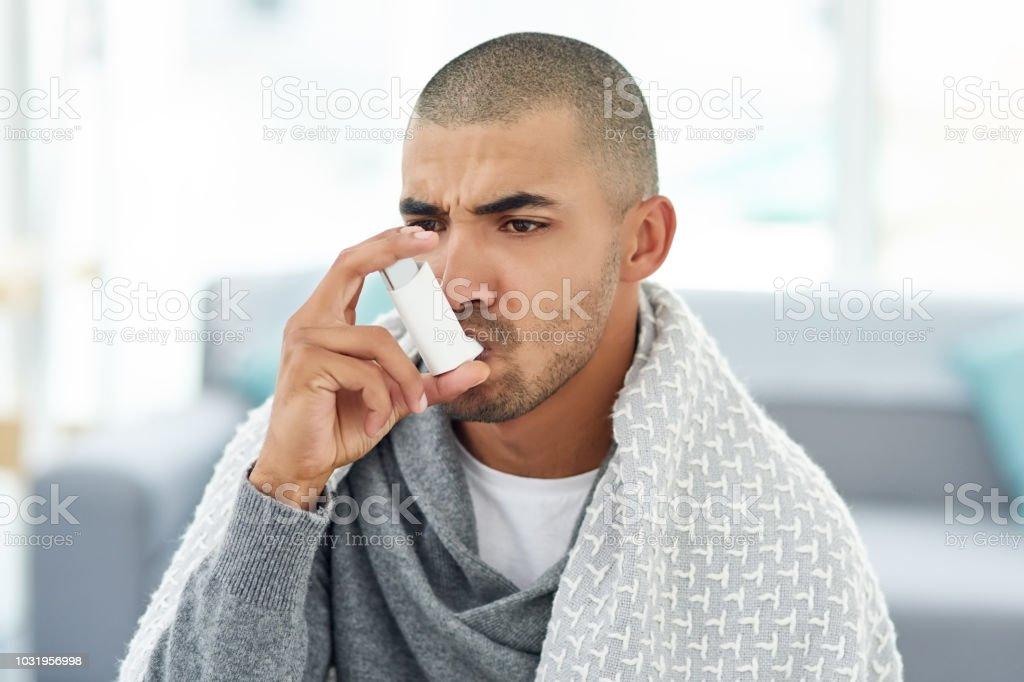 Den Lungen Hilfeleistung ein wenig – Foto