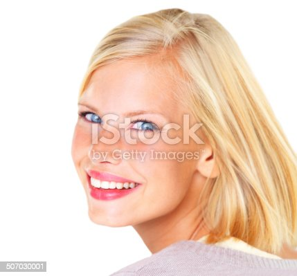 155097509 istock photo Giving you a beautiful grin 507030001