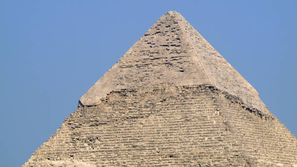 Best Pyramid Giza Pyramids Close Up Egypt Stock Photos, Pictures