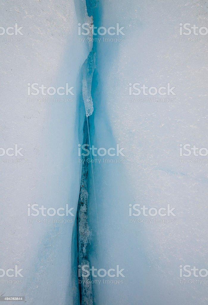 Glacial Erotica stock photo