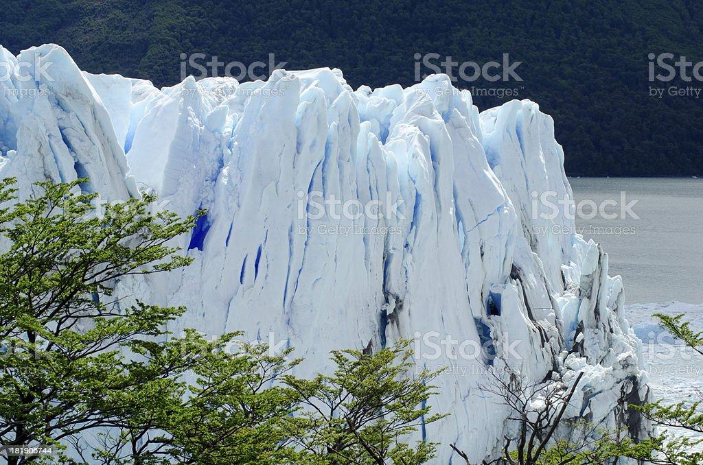 Glaciar Perito Moreno royalty-free stock photo