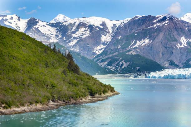 Glacier Bay Alaska. stock photo