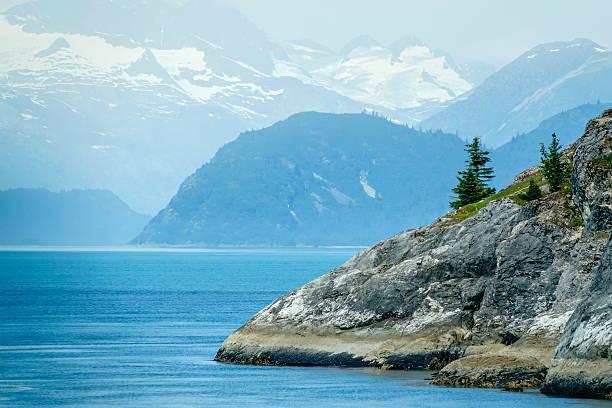 Glacier Bay scenic