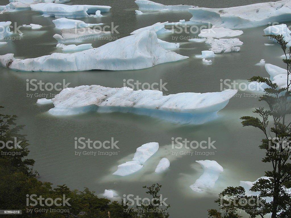 Glacier Flow Stock Photo - Download Image Now - iStock