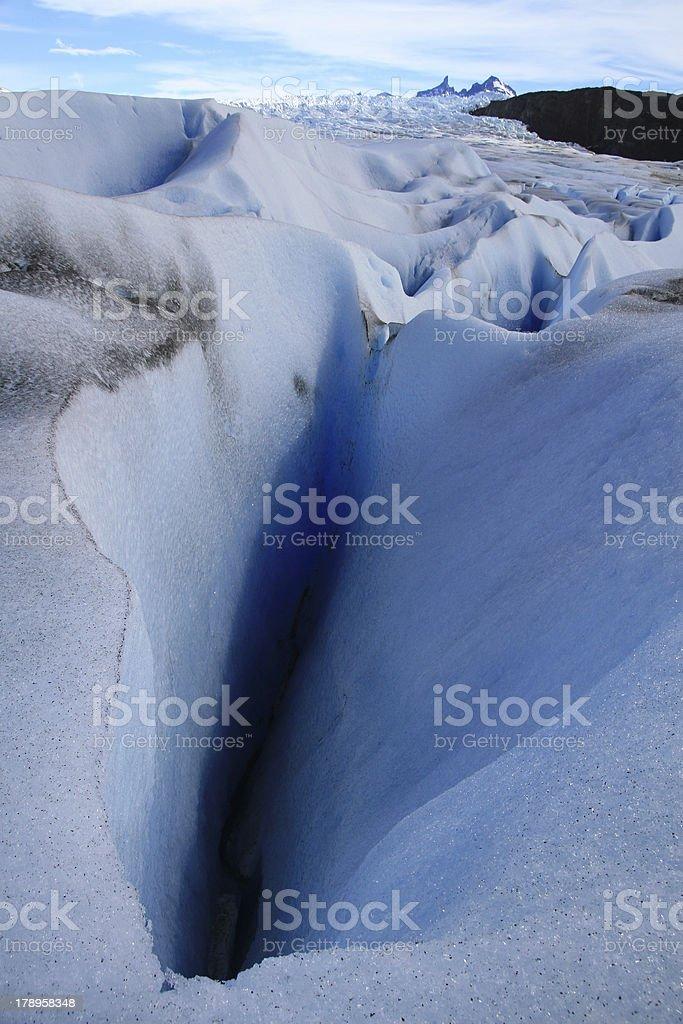 Glacier Grey royalty-free stock photo