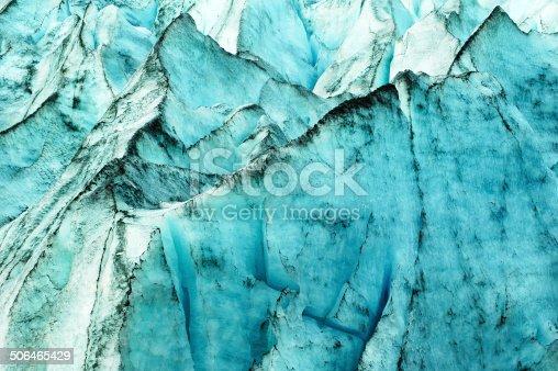 istock Glacier ice background. 506465429